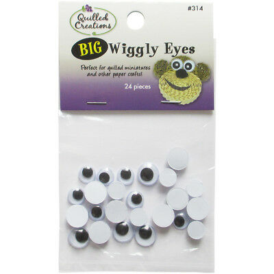 Quilled Creations - Big Wiggly Eyes