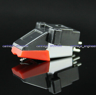 New 25pcs/lot High output stereo turntable MM cartridge use Top sapphire stylus