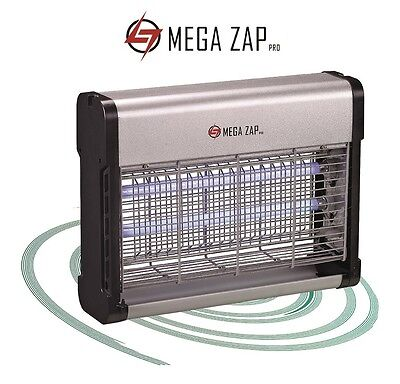 40W Fly Killer Electric Bug Zapper Grid Killing Zap Insect Fly Home Kitchen