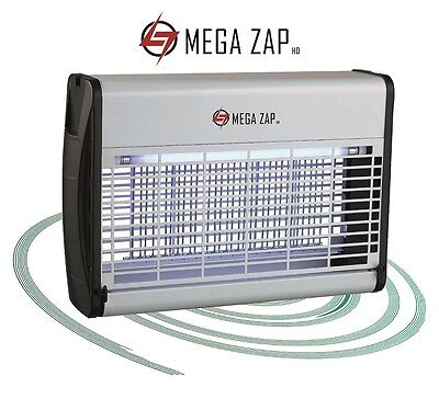 30W Fly Killer Electric Bug Zapper Grid / Insect Killing Zap - High Quality