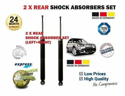 FOR BMW E83 X3 + XDRIVE 4x4 2004- 2x REAR LEFT RIGHT SHOCK ABSORBER SHOCKER SET