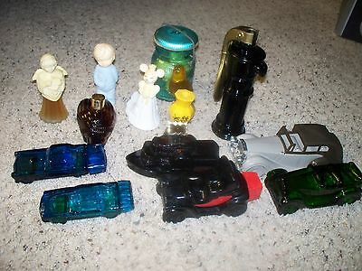 Vintage Avon Collection 10 Out Of 13 With Perfume/cologne