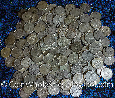 90% Silver US Coins lot of 1/2 oz Standard weight Not all Junk **Free Shipping**