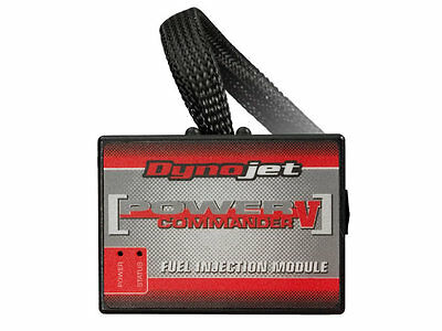 DynoJet Power Commander PC V Fuel Injection Tuner Victory Crossroad Crosscountry