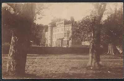 Wales Postcard - Hawarden Castle, Flintshire  A9684