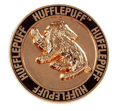 Wizarding World Of Harry Potter HUFFLEPUFF HOUSE Raised Icon METAL TRADING PIN