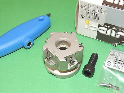 "ISCAR TANGMILL 2"" Indexable Face Mill (F90LN D2.00-05-.75-R-N15)"