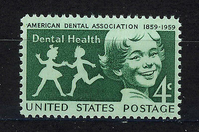 ESTADOS UNIDOS/USA 1959 MNH SC.1135 Dental Health