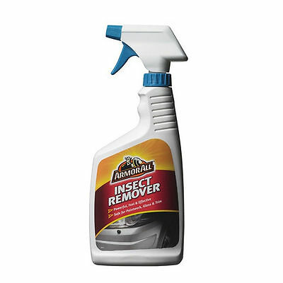 Armorall Insect Remover 500ML - Fast Working - Paintwork Safe - NON DRY Out/fade