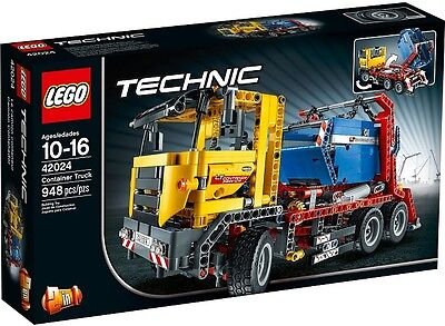 LEGO 42024 TECHNIC® Camion portacontainer