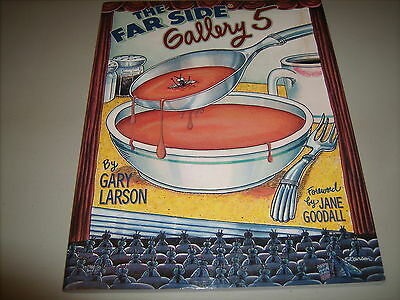 The Far Side Gallery 5 by Gary Larson 1995