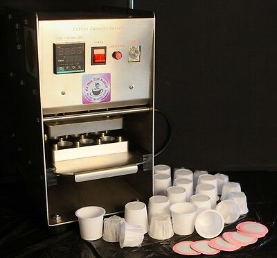 K Style Cup Coffee Manufacturing Machines -