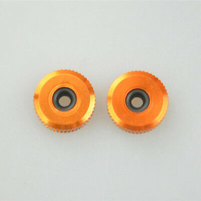 Tarot Metal Canopy Grommet Nut Nuts Fixed For T-REX trex 500 600 Nuts Orange