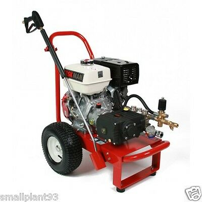 Taskman PW200 PH15U 3000psi 200 Bar Petrol Pressure Washer Honda GX340 Engine
