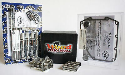 Wood Performance Knight Prowler TW-555 Cam Tappet Installation Package Kit 07-15