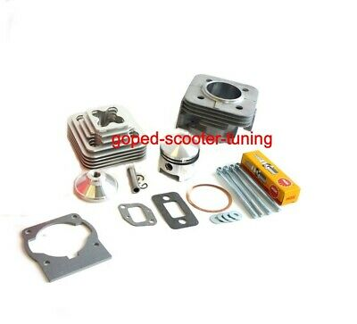 Mach1 Gas Scooter Performance Cylinder Kit 43cc 49cc Petrol Scooter Motor 020616