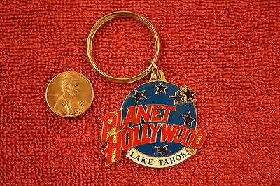 Planet Hollywood Lake Tahoe keychain...