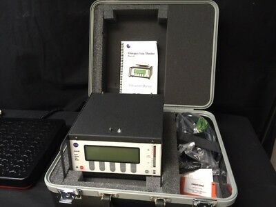 Instrument Ion Systems 91-0280 Digital Charged Plate Monitor