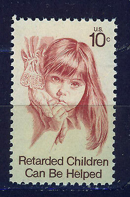 ESTADOS UNIDOS/USA 1974 MNH SC.1549 Retarded Children