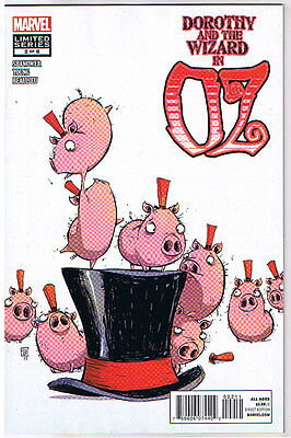 DOROTHY and the WIZARD in OZ #2, NM-, Wonderful , Frank Baum, 2011,more in store