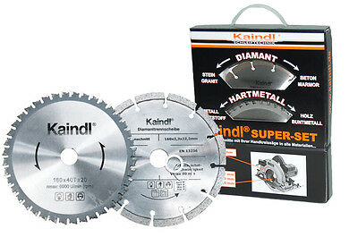 Kaindl Super-Set Diamanttrenn- u. Hartmetallsägeblatt