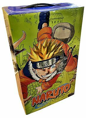 Naruto Box Set 1: 1-27 Complete Childrens Gift Set Collection Masashi Kishimoto