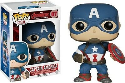 Avengers 2 - Captain America Pop! Vinyl Figure NEW Funko Marvel