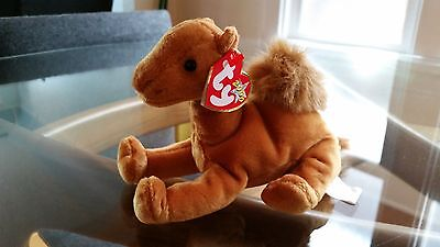 'Niles' the Camel - Ty Beanie Baby - MINT - RETIRED