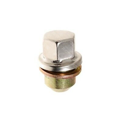 Land Rover Discovery 2 Td5 & V8 Stainless Steel Capped Alloy Wheel Nut - Anr3679