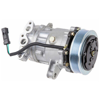 Brand New Premium Quality AC Compressor & A/C Clutch For Jeep Liberty 3.7L