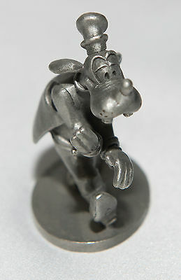 Disney Goofy Pewter Figure Doing the Hand Jive, by Schmid