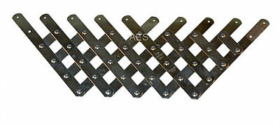 Aircraft Tools Rivet Fan Layout / Spacing Tool 10 Hole  Sheetmetal In Pouch