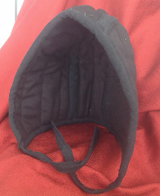 Padded Medieval Coif / Arming Cap - SCA WMA LARP Battle Faire Cosplay FREE SHIP!