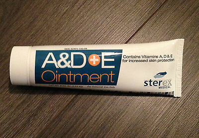 A+D Plus E Cream Prevent Ointment Diaper Rash Ointment Skin Protection 4oz