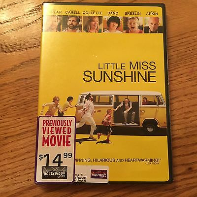 Little Miss Sunshine (DVD, 2009, RATED R)