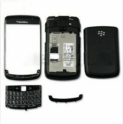 Full Housing Cover fascia facia faceplate Case for Blackberry Bold 9700 9780