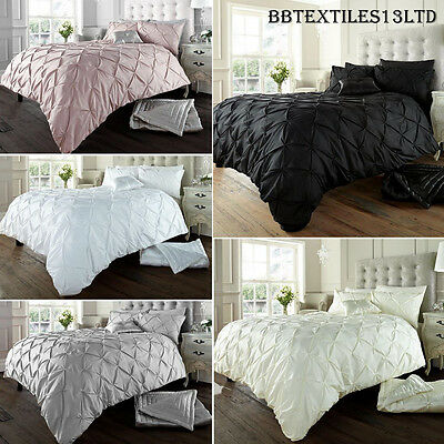 Alford Duvet Cover with Pillowcase Quilt Cover Bedding Set Available in all size