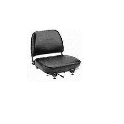 SUPERIOR Vinyl Forklift Seat (Yale, Hyster, Toyota, Clark, Nissan, Cat)