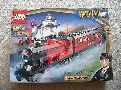 LEGO Harry Potter - Rare Original Hogwarts Express 4708 From 2001 - New & Sealed