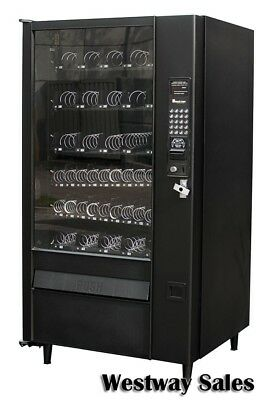 Automatic Product AP LCM-3 Glass Front Snack Merchandiser Vending Machine