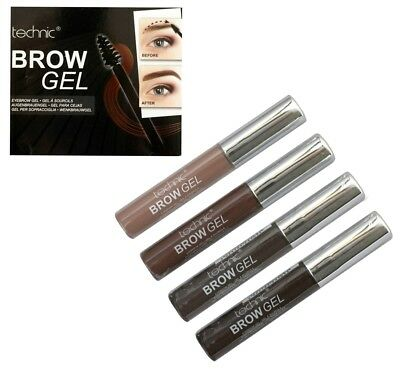 Gel à sourcils de Technic 4 nuances au choix   -  Eyebrow gel