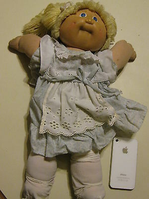 Cabbage Patch Doll 1979-1982