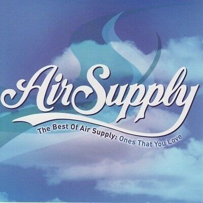 Air Supply - Lost in Love: The Best of Air Supply [New CD]