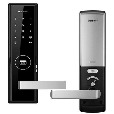 [Express] Samsung SHS-H700 Biometric Fingerprint Door Lock English Interface