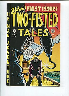 Two-Fisted Tales #1-22,24 And Bonus Issue - Harvey Kurtzman Cover - 1993