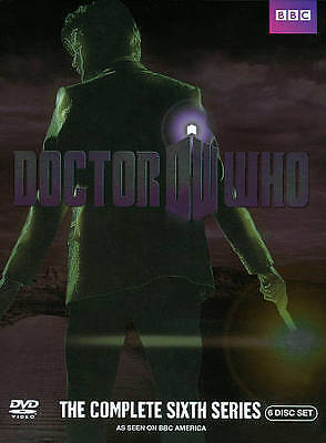 Doctor Who: The Complete Sixth Series (DVD, 2011, 6-Disc Set) (Season 6)