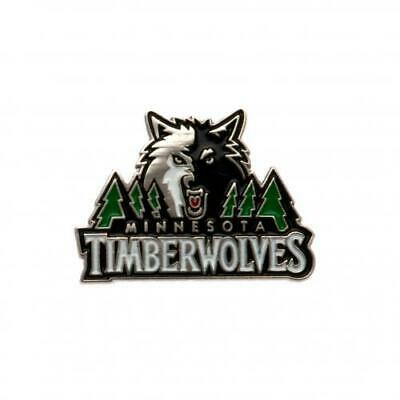 Minnesota Timberwolves - Metal Badge - NBA GIFT