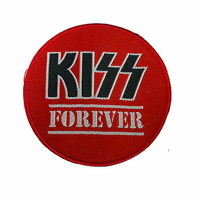 KISS Embroidered Rock Band Sew On Patch UK SELLER Patches