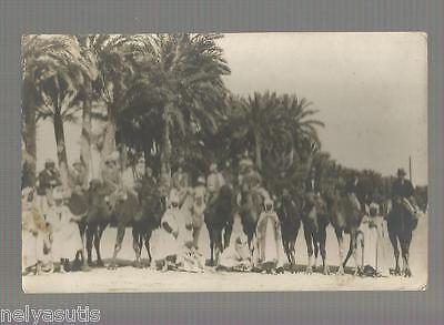 Old Postcard  Missionary REAL PHOTO