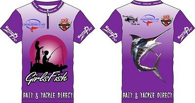 Girlz Fishing Tournament Shirts (Support That Girls Fish Too) Special Offer!!